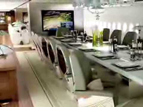 Private Jet Charter - Best Aircraft Interiors