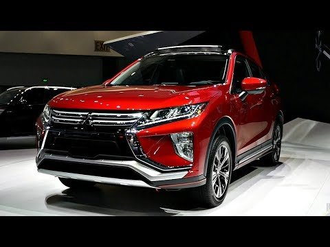 2018 Mitsubishi Eclipse Cross - 2017 Los Angeles Auto Show