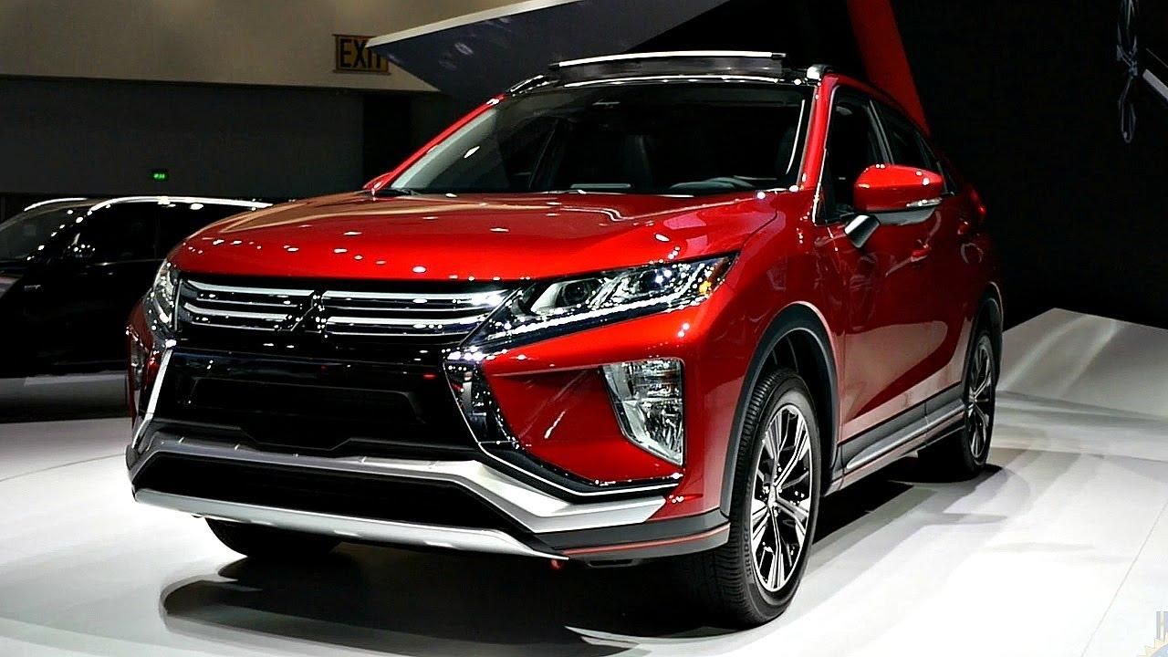 2018 Mitsubishi Eclipse Cross - 2017 Los Angeles Auto Show