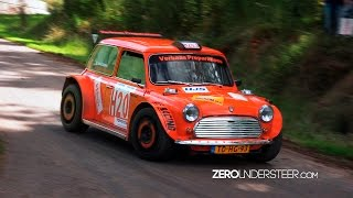 Rallye Oberehe 2016 | action, mistakes & drifts