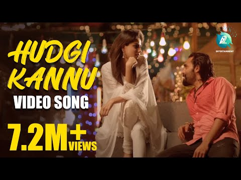 Rathaavara  Hudugi Kannu   Full HD  Song  Srii Murali, Rachita Ram  New Kannada