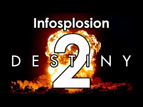 Destiny 2 Infosplosion: The Reveal Stream Recap - Everything New About Destiny