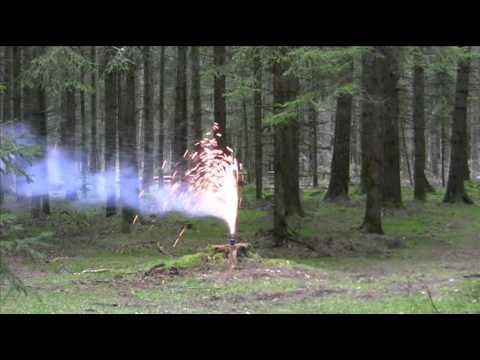 50g Böller Sodium Nitrate  NaNO3+Mg+Ti [HD]