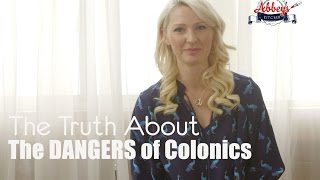 The Truth About theDANGERS of COLONICS, Irrigation & CLEANSES | Toilet Talks