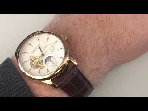 Globenfeld - Automatic self-winding watch
