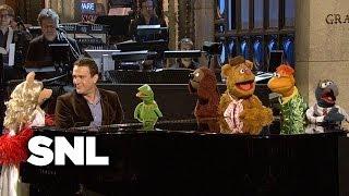 Jason Segel and the Muppets Monologue - Saturday Night Live