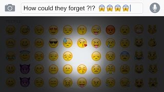 Download The Missing Emoji Song MP3 song and Music Video