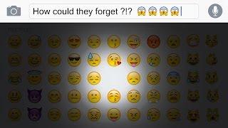 The Missing Emoji Song thumbnail