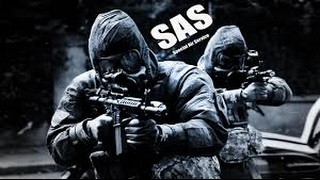 "✪ SAS The Regiment M01 ""The Embassy Bravo 1"" 13FEB2017"