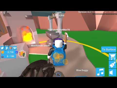 Mining Simulator - New start, rebirth with no game passes, part 1