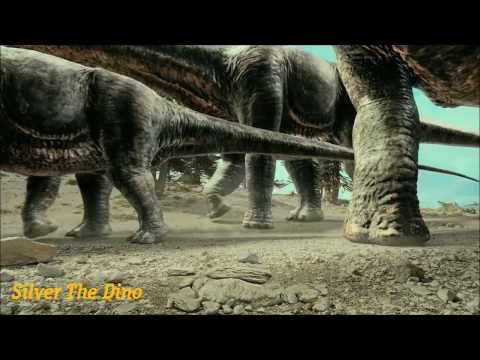 Sauropod tribute - Running with giants