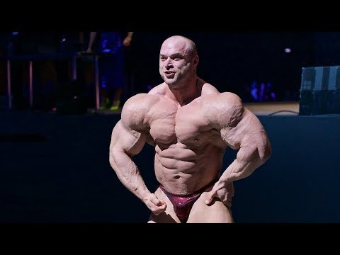 2019 Grand Prix Russia, National Bodybuilding Community - Sergey Kulaev, Guest Posing.