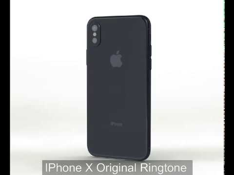 Iphone X Original Ringtone