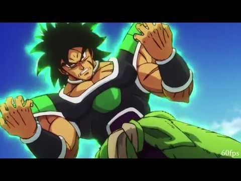 Download Goku Vs Broly Japanese HD