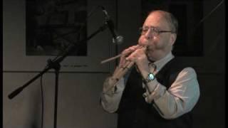 """Luigi Lai,  récital di launeddas - """"Le Salon de Musique"""" 2009"""