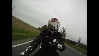 Test kamery sportowej Orllo Xpro Touch - Motocykl