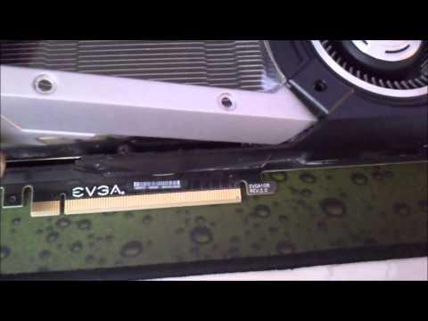 Nvidia GTX780ti Clean