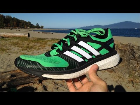 Adidas Energy Boost 2 ESM Performance Review @ 200 Miles