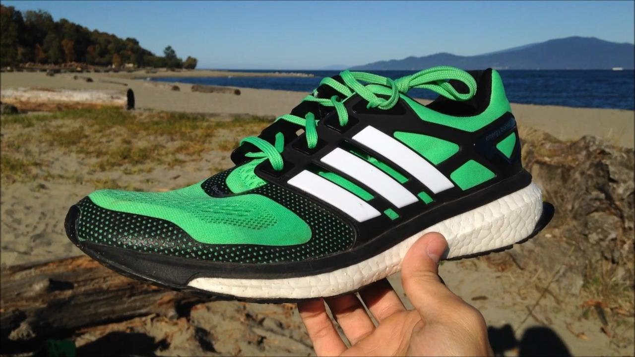 différemment 66bec 9ef16 Adidas Energy Boost 2 ESM Performance Review @ 200 Miles