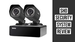 SHO Full HD 1080P Outdoor sPoE Security Camera w/ Repeater - SHO Security Camera Review