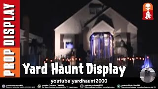 Yard Haunt Fog, Cauldron, Entry Archway, Black Light Ghost, Halloween Trick-or-treat Costumes