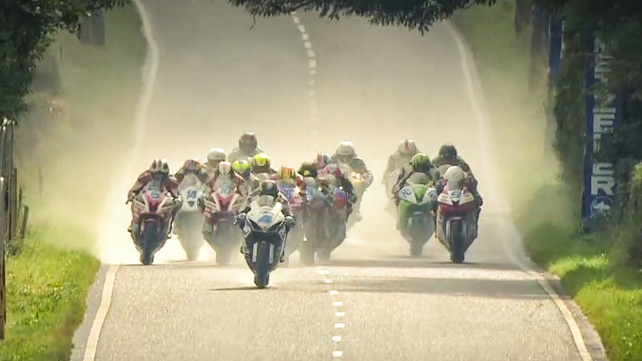 - - MOST - EXTREME - SPORT - ♛ - ✔ 200_Mph_320Km/h - Irish Road Racing ✔ UGP_NW200