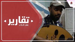 علاء غلام .. عاشق الموسيقى وصانع أعواد حضرموت