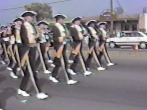 1986 Cupertino Tournament of Bands (Parade & Field Shows)