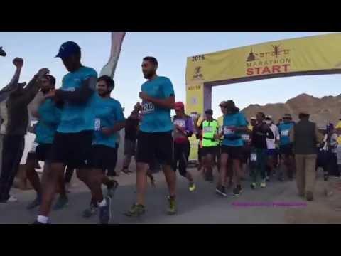 Ladakh Marathon 2016