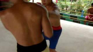 elaba boxing gym 2 - (jagna,bohol)