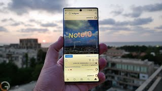 Samsung Galaxy Note 10 Plus סקירה מלאה