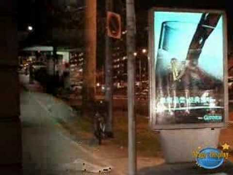 Magic Display Outdoor Electroluminescents