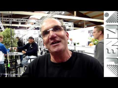 JENZI 2012 - Interview mit Torsten Ahrens vom JENZI-DEGA Team (fishing & Angelsport)