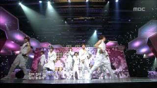 ZE:A - Mazeltov, 제국의 아이들 - 마젤토브, Music Core 20100123