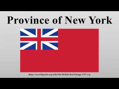 Province of New York