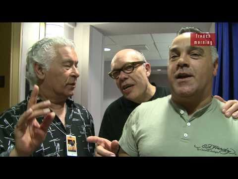 Corner Interview with the Gipsy Kings