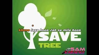 Atif Aslam Star Gima Award 2015 Karaoke Sam Karaoke