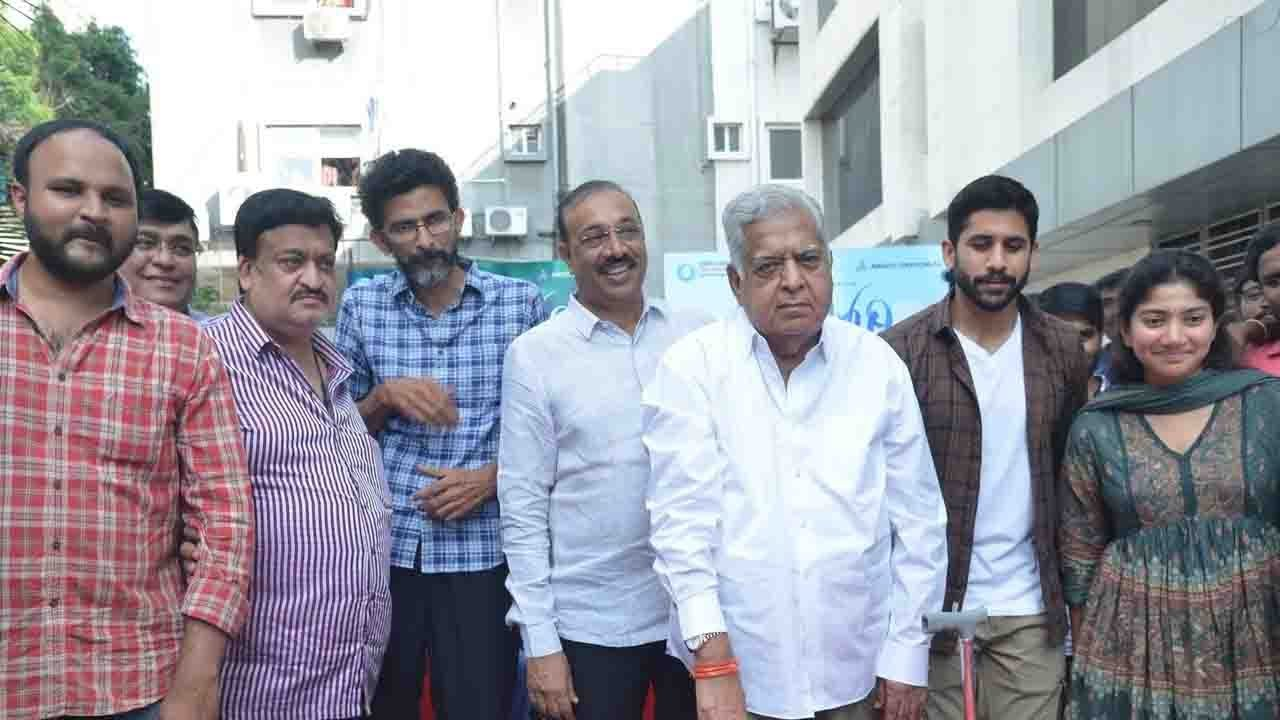 Download Love Story Movie Success Celebrations   Naga Chaitanya   Sai Pallavi   Filmyfocus.com