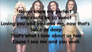 Little Mix - Red Planet (with Lyrics) (slow)