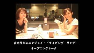 2011年4月10日から6月26日までTBSで放送されていた「吉木りさのエンジョ...