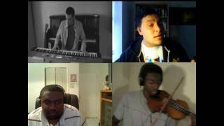 """Taio Cruz ft. Ludacris """"Break Your Heart"""" Collaboration Cover (HD)"""