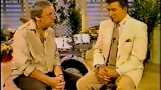 Buddy Rich on Regis Philbin Show 1984