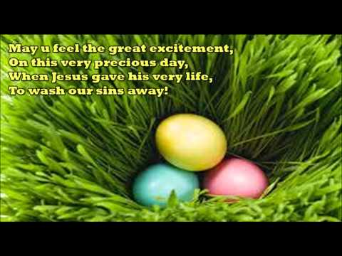 Happy Easter Sunday 2015 - Wishes, SMS, Whatsapp message, Greetings, Card, Blessings, Quotes