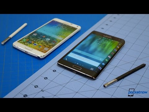 Galaxy Note Edge vs Galaxy Note 4