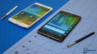 Galaxy Note Edge vs Galaxy Note 4 | Pocketnow