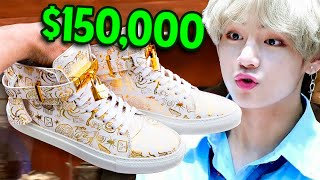 Most Expensive Clothes Worn By V