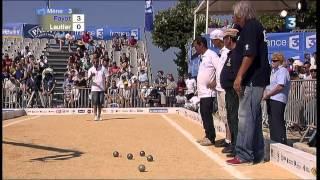 Repeat youtube video Petanque - Marseillaise 2013 dimanche matin