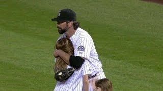 Helton given first base in Coors Field exit