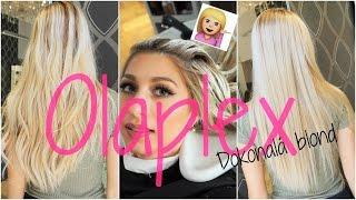 OLAPLEX - proměna mých vlasů | Dokonalá blond