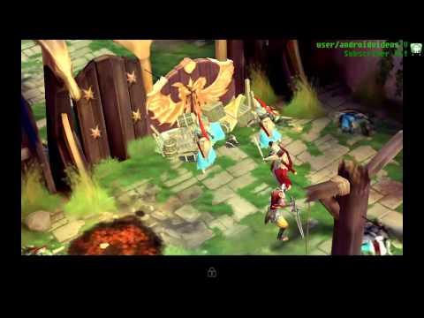 Dungeon Hunter 4 - Blademaster
